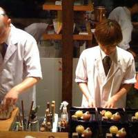 Kyoto's temples of gastronomy