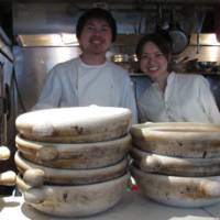 Natural beauty: Friendly staff serve good honest food, including various dishes cooked in clay hot-pots. | ROBBIE SWINNERTON PHOTOS