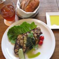 The grilled pork loin at Ivy Place | ROBBIE SWINNERTON