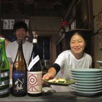 Served with care: Misogura Tamayura offers good izakaya fare and a welcome as warming as the hot sake. | ROBBIE SWINNERTON
