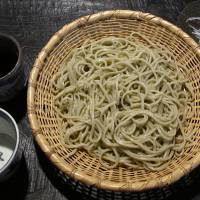 The long and thin of it: Noodle-master Masaaki Narutomi makes his soba from 100 percent buckwheat flour. | ROBBIE SWINNERTON