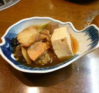 Pacific platter: One of the traditional dobu jiru fisherman's hotpots of anglerfish for which Ibaraki is famed.
