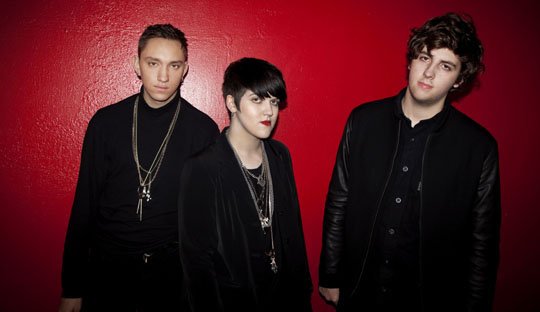 Isolation brings The xx out to the world