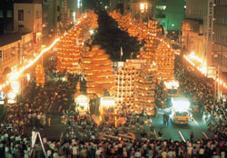 Japan's festivals all at once