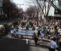 Luck of the Irish to parade across country