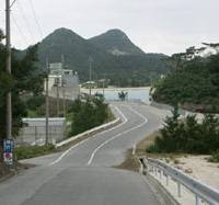 Open roads: Zamami's roads are perfect for cyclists, as their smooth tarmac circles the island with barely another vehicle in sight. The hills, too, are neither steep nor high enough to tax the average rider. For those who arrive without wheels, single-seat scooters as well as bikes are available for hire at reasonable rates.