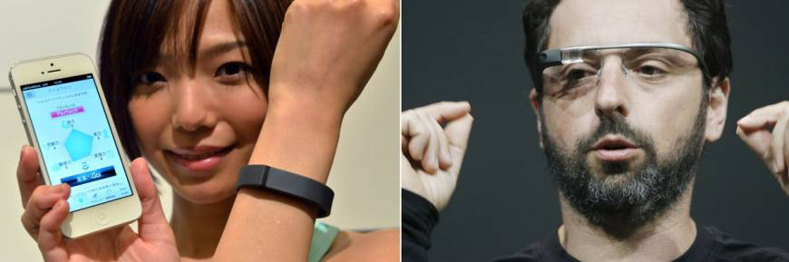 Wearable computer devices, the latest smart fashion trend