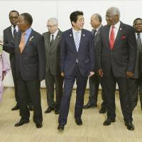 Africa also has stake in UNSC reform: Abe