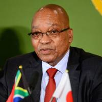 Invest in South Africa, Zuma tells Japanese firms
