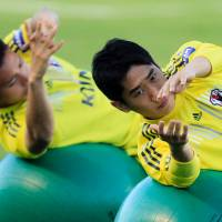 Japan eying Brazil upset in Confederations Cup opener