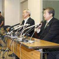 Judo chief Uemura hints at resignation