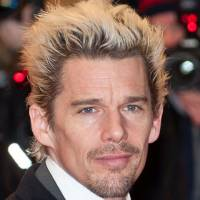 Ambitious: 'That's one of the hardest things you go through, that you just get to walk one path,' says actor Ethan Hawke, who also directs and writes novels. | SIEBBI