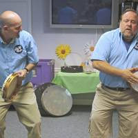 Drumming helps those with dementia reconnect