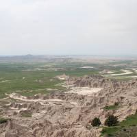 Good land: The 54,000-hectare South Unit of Badlands National Park in South Dakota is ideal terrain for buffalo. | THE WASHINGTON POST