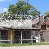 Bad scene: The town of Scenic in South Dakota was a vibrant railroad stop until the late 1980s, but has become a ghost town in recent years. Its predicament highlights the economic challenges residents in southwestern areas of the state face. | THE WASHINGTON POST