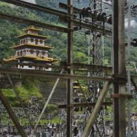 Bhutan banking on 'white gold' hydropower