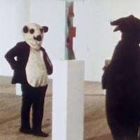 Animal adventure: Still from the 30-min., 16 mm film 'The Least Resistance' (1980-81, camera: Jurg V. Walther).   © THE ARTISTS. COURTESY THE ARTISTS; GALERIE EVA PRESENHUBER, ZURICH; SPRU TH MAGERS BERLIN / LONDON; MATTHEW MARKS GALLERY, NEW YORK