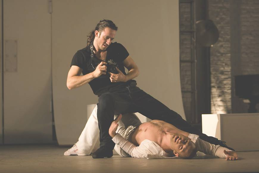Matthew Bourne's 'Dorian  Gray' will never grow old, says its lead dancer, Richard Winsor