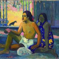 In Taihiti: Paul Gauguin's 'Eiaha Ohipa (Do Not Work)' (1896)  | © THE STATE PUSHKIN MUSEUM OF FINE ARTS, MOSCOW