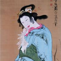 'Works by Soga Shoh-haku and the Flowers of Middle and Pre-Modern Age Art'