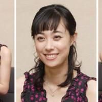 Carefree chatter: Actress Kazue Fukiishi discusses the nitty gritty of cross-cultural relationships and work environments, both of which feature in the new NHK drama she stars in — 'Kaze ni Maiagaru Biniru Shito' ('Plastic Sheets Blowing in the Wind') | YOSHIAKI MIURA PHOTO