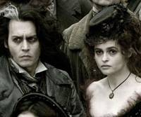 Johnny Depp and Helena Bonham Carter in 'Sweeney Todd: The Demon Barber of Fleet Street' | (C) 2007 WARNER BROS. ENTERTAINMENT INC. AND DREAMWORKS LLC. ALL RIGHTS RESERVED