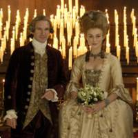 Lighten up: Ralph Fiennes and Keira Knightley in 'The Duchess'   © 2008 BY PARAMOUNT VANTAGE, A DIVISION OF PARAMOUNT PICTURES. ALL RIGHTS RESERVED