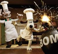The dog is magic: Wallace and Gromit in 'A Matter of Loaf and Death' | © AARDMAN ANIMATIONS LTD 2008