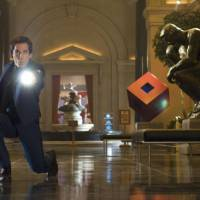 Mummy, I need you: Ben Stiller gets prehistoric in 'Night at the Museum — Battle of the Smithsonian.' | © 2009 TWENTIETH CENTURY FOX