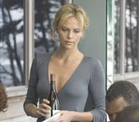 Monstrous performance: Charlize Theron in 'The Burning Plain' © 2008 2929 PRODUCTIONS LLC. ALL RIGHTS RESERVED.