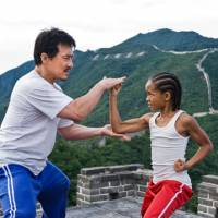 Charismatic Chan makes 'Karate Kid' role his own