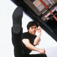 Chan in 1992's 'Police Story 3'