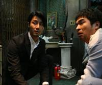 Fashion police: Suits and suspense jostle for position in first-time director Yoon Jae Gu Yoon's 'Secret.' | © 2009 CJ ENTERTAINMENT INC. ALL RIGHTS RESERVED