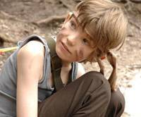 New blood: Will (newcomer Bill Milner) expresses his inner action hero in the British childhood buddy film 'Son of Rambow.'   © HAMMER&TONGS,CELLULOID DREAM,ARTE FRANCE,NETWORK MOVIE,REASONPICTURES