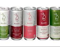 Barokes canned sparkling wine