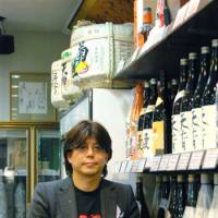 Advice from the connoisseurs: Sake and wine expert Satoshi Kimijima and Kazuo Yamasaki of Academy du Vin | MELINDA JOE
