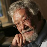 Words of warning: Environmentalist Dr. David Suzuki, a third-generation Japanese-Canadian, has mixed feelings for his ancestral home and sharp words for Japan regarding, especially, the exploitation of natural resources and the need for the country to take a leadership role in clean energy. | COURTESY OF DAVID SUZUKI