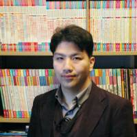 Manga man: Kaichiro Morikawa, associate professor of Global Studies at Meiji University in Tokyo