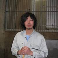 Matchmaker: Tomohiro Sahashi was charged with helping get the polar bears in the mood for love. By studying the mating conditions for polar bears in the wild, he was able to recreate a similar setting in captivity. | WINIFRED BIRD PHOTO