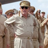 Tommy Lee Jones plays U.S. Gen. Douglas MacArthur in Narahashi's latest project, 'Emperor,' which opens July 27 in Japan. | © FELLERS FILM LLC 2012 ALL RIGHTS RESERVED