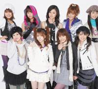 Pop parade: The eighth generation of Morning Musume is the longest-running incarnation, having served all of two years.