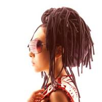 Into Africa: Through aid work, Misia has developed both her outlook on life and music. | RHYTHMEDIA