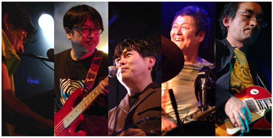 Hikashu to take 'pataphysics to Fuji Rock