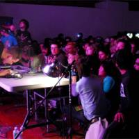 Hot chips: Artists perform at the 2007 Blip Festival in New York. | MARJORIE BECKER