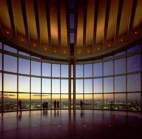 Tokyo City View observation deck in Roppongi Hills