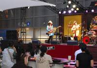 Sudsy songs: Beer and bands come together at Caretta Beer Live last year.