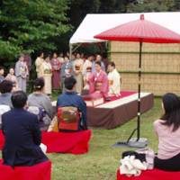 Tea time: The tea ceremony is a centuries-old tradition in Japan.