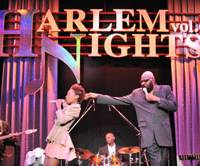 All that jazz: Performers sing at last year's Harlem Nights.