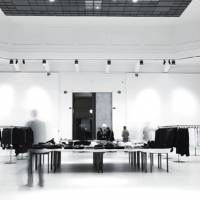 Eschewing the conventional retail route, fashion label Clemens en August takes its clothes on sales tours, setting up shop in unusual venues, such as MAK art center in Vienna, for limited-run sales. | CLEMENS EN AUGUST PHOTO