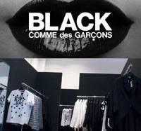 Discount Comme de Garcons, thermo threads, extreme styles and bohemian flair